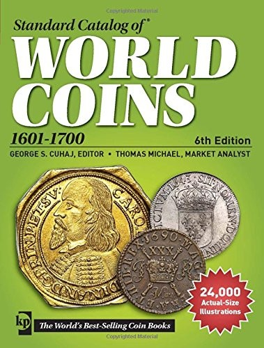 Standard Catalog of World Coins 1601-1700